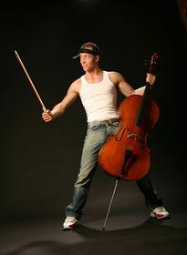 Wenn das Cello jongliert