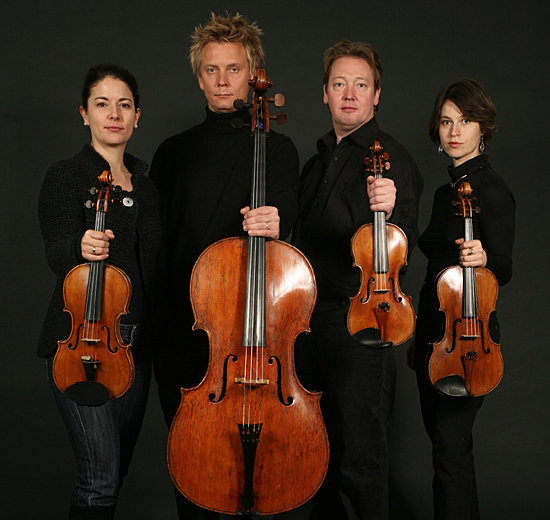 Friedemann Wuttke & Minguet Quartett